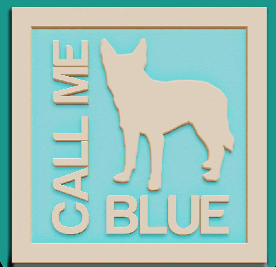 Call Me Blue